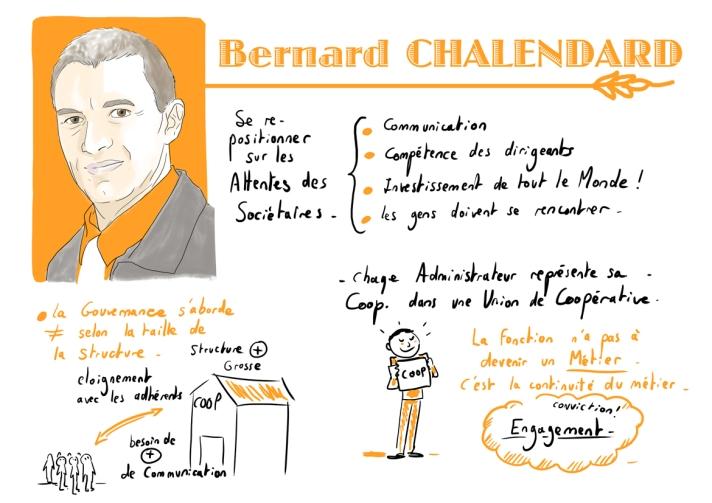 Bernard-Chalendard