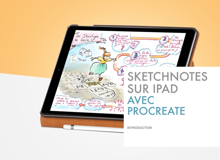 ebook procreate-bases-couverture
